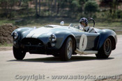 65451 - Ken Miles -  Cobra Roadster  -  Lakeside 1965 - Photographer John Stanley