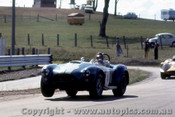 65453 - Ken Miles -  Cobra Roadster  -  Lakeside 1965 - Photographer John Stanley