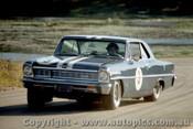 66040 - Norm Beechey Chev Nova   - Lakeside  1966 - Photographer John Stanley