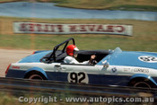 70443 - Iain Corness MGB - Lakeside 1970 - Photographer John Stanley