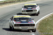 77749  - C. Bond / A. Hamilton & A. Moffat / J. Ickx - Ford Falcon XC  Bathurst  1977 - Photographer Richard Austin