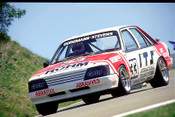 85738  - Burgmann / Stevens -  Holden Commodore   Bathurst  1985