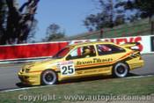 89763 - T. Longhurst / N. Crichton -  Bathurst 1989 - Ford Sierra RS500