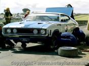 73098  -  A. Moffat  Ford Falcon XA GT  -  Phillip Island   1973
