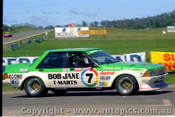 81745  -  B. Morris / J. Fitzpatrick  -  Bathurst 1981 - 2nd Outright - Falcon XD