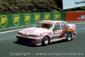 89778 - Costanzo / Lusty Holden Commodore VL -  Bathurst 1989