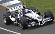 205500 - Mark Webber - Williams -  Australian Grand Prix 2005