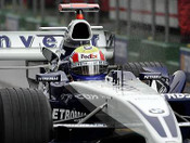 205502 - Mark Webber - Williams -  Australian Grand Prix 2005