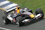 205508 - David Coulthard - Red Bull - Australian Grand Prix 2005