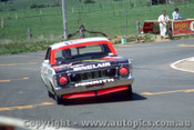 70744 -   A. Roberts  -  Bathurst 1970 - Ford Falcon  XW GTHO   Slightly out of focus   - Photographer Bruce Blakey