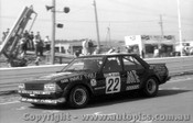 80742 - J. Keogh / R. Mathiesen  Ford Falcon XD - Bathurst 1980