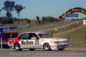 82736 - Harvey / Scott  Holden Commodore - Bathurst 1982