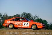 86006  -  P. Williamson  -  Toyota Supra - Oran Park 1986