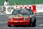86753 - R.  Gulson / F. Porter - Alfa Romeo GTV 6 - Bathurst 1986