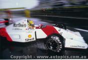 88509 -  Ayrton Senna - McLaren - 1988