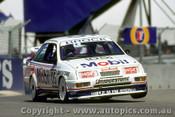 90008  -  P. Brock  -  Ford Sierra RS500 -  Adelaide 1990