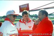 92022 - Windfield Racing Team - J. Richards, M. Skaife & F. Gibson  - Nissan GTR 1992