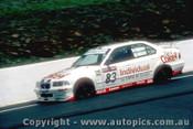 97706 - G. Brabham / D. Brabham BMW 320i - 1st Outright - AMP Bathurst 1000 1997