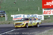75774 -  B. Skelton / R. Dickson Torana L34 SLR 5000 -  Bathurst 1975  The car is slightly out of focus