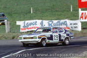 75776  - G. Moran / E.McLoughlin  -  Bathurst 1975 - Ford Capri    The car is slightly out of focus