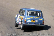 75783 - R. Molloy / A. Braszell Morris Mini Clubman GT - Bathurst 1975  slightly out of focus
