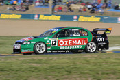204709 - John Bowe / Brad Jones -  Ford Falcon -  Bathurst 2004