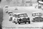 66733  -  Harvey / French  -  Mander / Davis - Morris Cooper S - Bathurst 1966