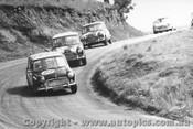 66735  -   Mander / Davis - Aaltonen / Holden - Hopkirk / Foley - Morris Cooper S - Bathurst 1966
