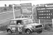 76778 -  J. Harris / A. Hardwick   Mini Clubman GT -  Bathurst 1976