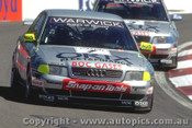 98708 - B. Jones / C. McConville Audi A4  3rd Outright - AMP 1000 Bathurst 1998