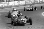 G. Mackie Elfin Formula Vee / B. Hones Nota Vee  - Oran Park 7/12/1970