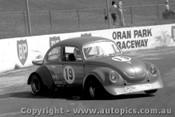 80023 - G. Mackie  Volkswagen - Oran Park 30/1/1980