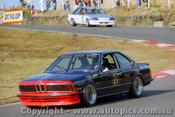 87019  -  R. Gulson BMW 635 CSI - Amaroo Park 2/8/1987