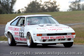 87023  -  P. Williamson Toyota Supra  - Oran Park 5/7/1987