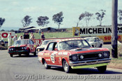 69744 - D. McKay / B. Foley  -  XW  Ford Falcon GTHO - Bathurst 1969 - Photographer Lance J Ruting