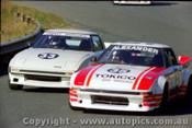 82016 - Alexander and Burgess Mazda RX7 - Amaroo Park 1982