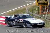 82738  - G. Burgess / L. Brown  -  Bathurst 1982 - Mazda RX7