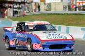 83751  - G. Burgess / R. Mandeville  -  Bathurst 1983 - Mazda RX7