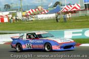 83752  - G. Burgess / R. Mandeville  -  Bathurst 1983 - Mazda RX7