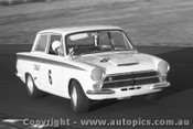 68093 -  C. Brauer Lotus Cortina  - Warwick Farm 14th July 1968