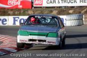 88056  - Steve Williams Holden Commmodore VK  - Amaroo Park 31st July 1988