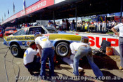 77752  -  Peter Brock / Philip Brock  -  Bathurst 1977 - Holden Torana A9x
