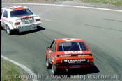 78760  -  Rod Morris / T. Finnigan Ford Escort RS 2000 - J. Brabham / B. Muir  -  Bathurst 1978 - Holden Torana A9X