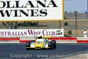 84508 - Peter Glover Cheetah MKV11 - Calder 29th April  1984