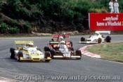 84510 - #13 Peter Glover  #10 Craig Gibbs Cheetah  - Amaroo Park 8th July 1984