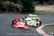 84511 - # 36 T. Ryan Ralt #13 Peter Glover Cheetah #5 D. Pringle Elfin  - Amaroo Park 8th July 1984