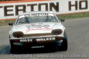 86014 - Clinton  Jaguar XJ-S  - Oran Park 1986