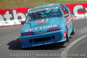 90740 - T. Finnigan / G. Leeds  Holden Commodore VL - Bathurst 1990