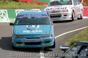 92724 - T. Finnigan / G. Rogers  Holden Commodore VN - Bathurst 1992
