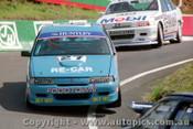 92724 - T. Finnigan / G. Rogers  Holden Commodore VN - Bathurst 1992
